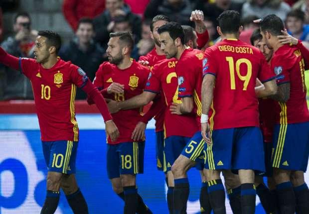 สเปน 4-1 อิสราเอล
