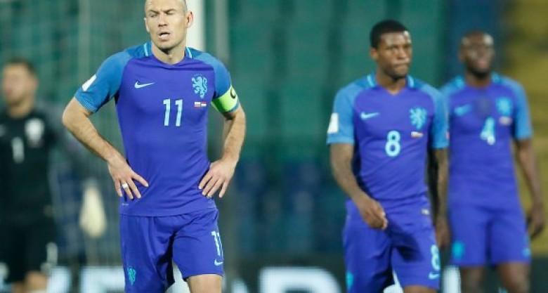 บัลแกเรีย 2-0 เนเธอร์แลนด์