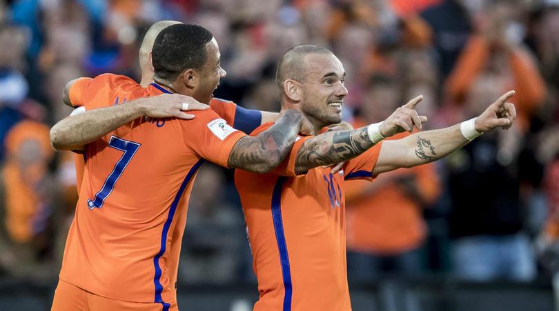 เนเธอร์แลนด์ 5-0 ลักเซมเบิร์ก