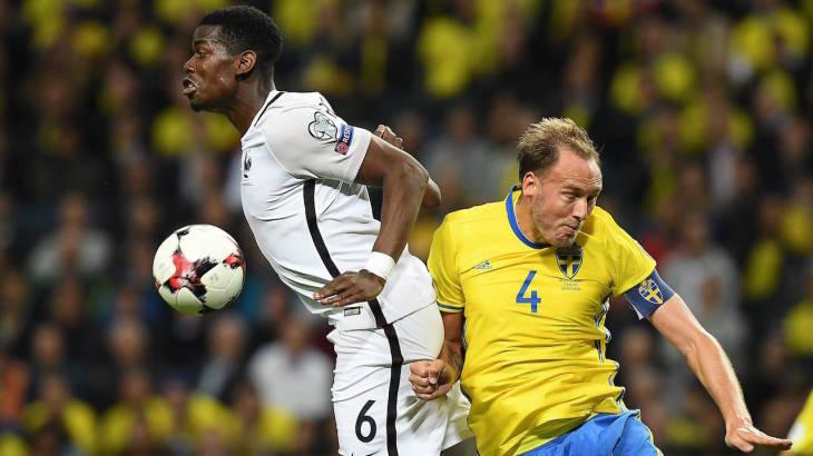 สวีเดน 2-1 ฝรั่งเศส