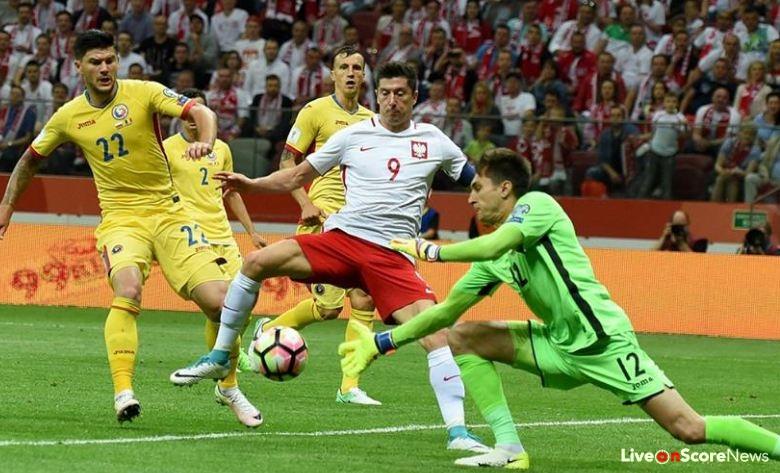 โปแลนด์ 3-1 โรมาเนีย
