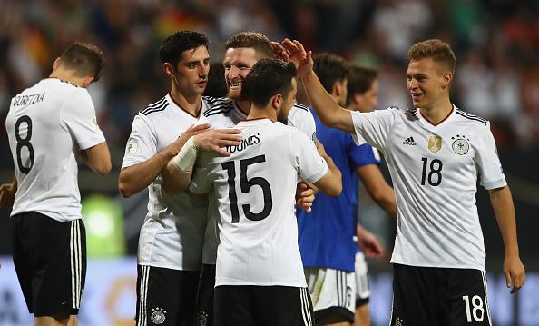 เยอรมัน 7-0 ซานมารีโน