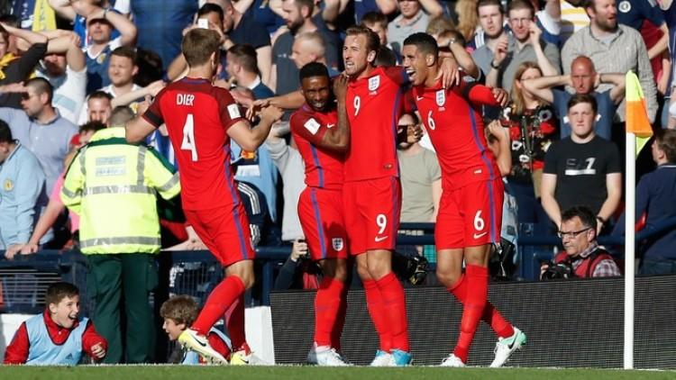 สกอตแลนด์ 2-2 อังกฤษ