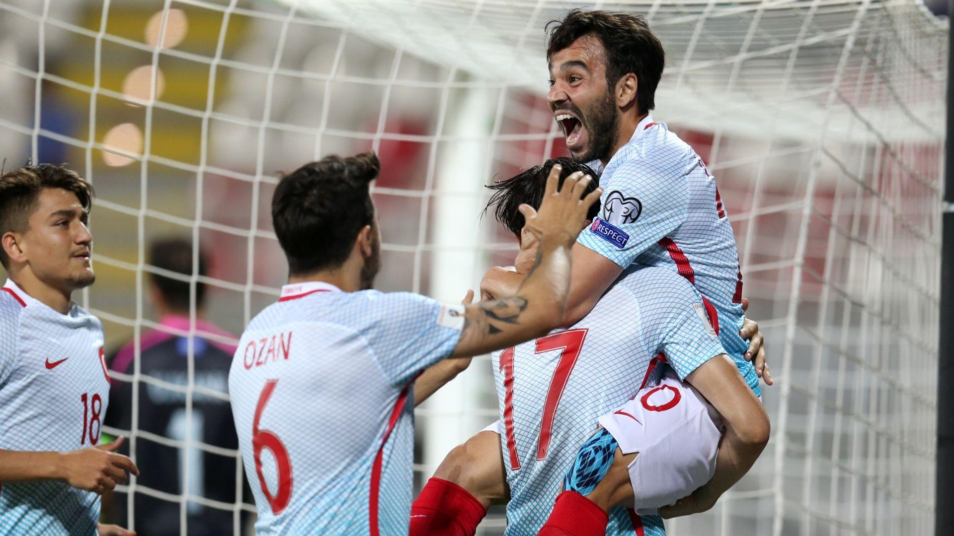 โคโซโว 1-4 ตุรกี