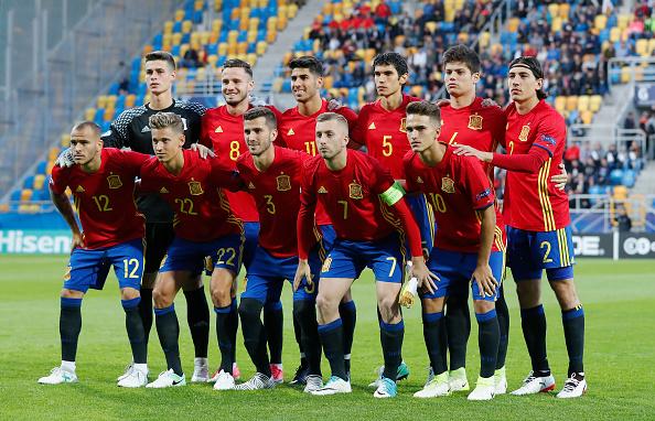 U21 สเปน 5-0 มาซิโดเนีย