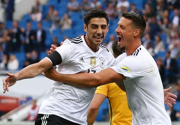 ออสเตรเลีย 2-3 เยอรมัน