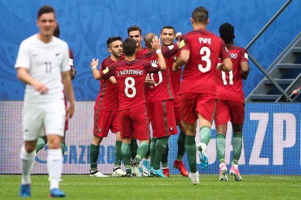 นิวซีแลนด์ 0-4 โปรตุเกส