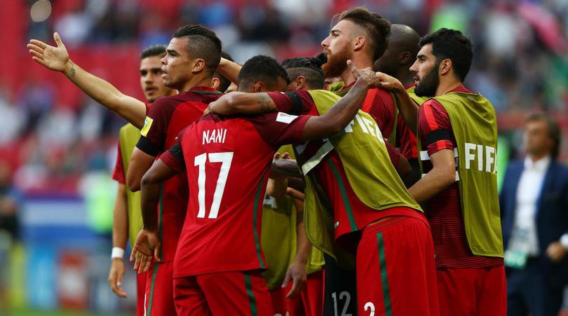 คอนเฟเดอเรชันส์คัพ โปรตุเกส 2-1 เม็กซิโก