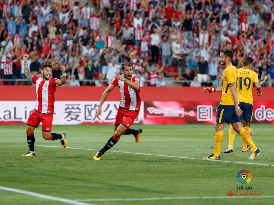 คิโรน่า 2-2 แอตเลติโก มาดริด