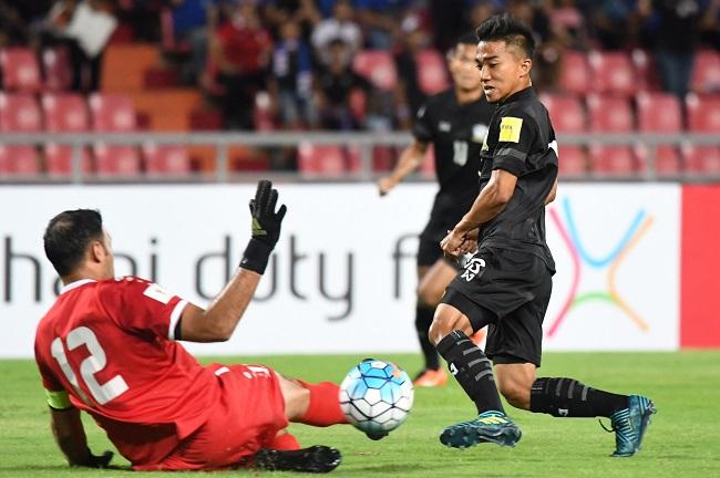 ฟุตบอลโลก ไทย 1-2 อิรัก