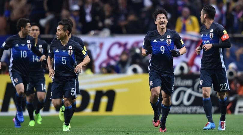 ญี่ปุ่น 2-0 ออสเตรเลีย