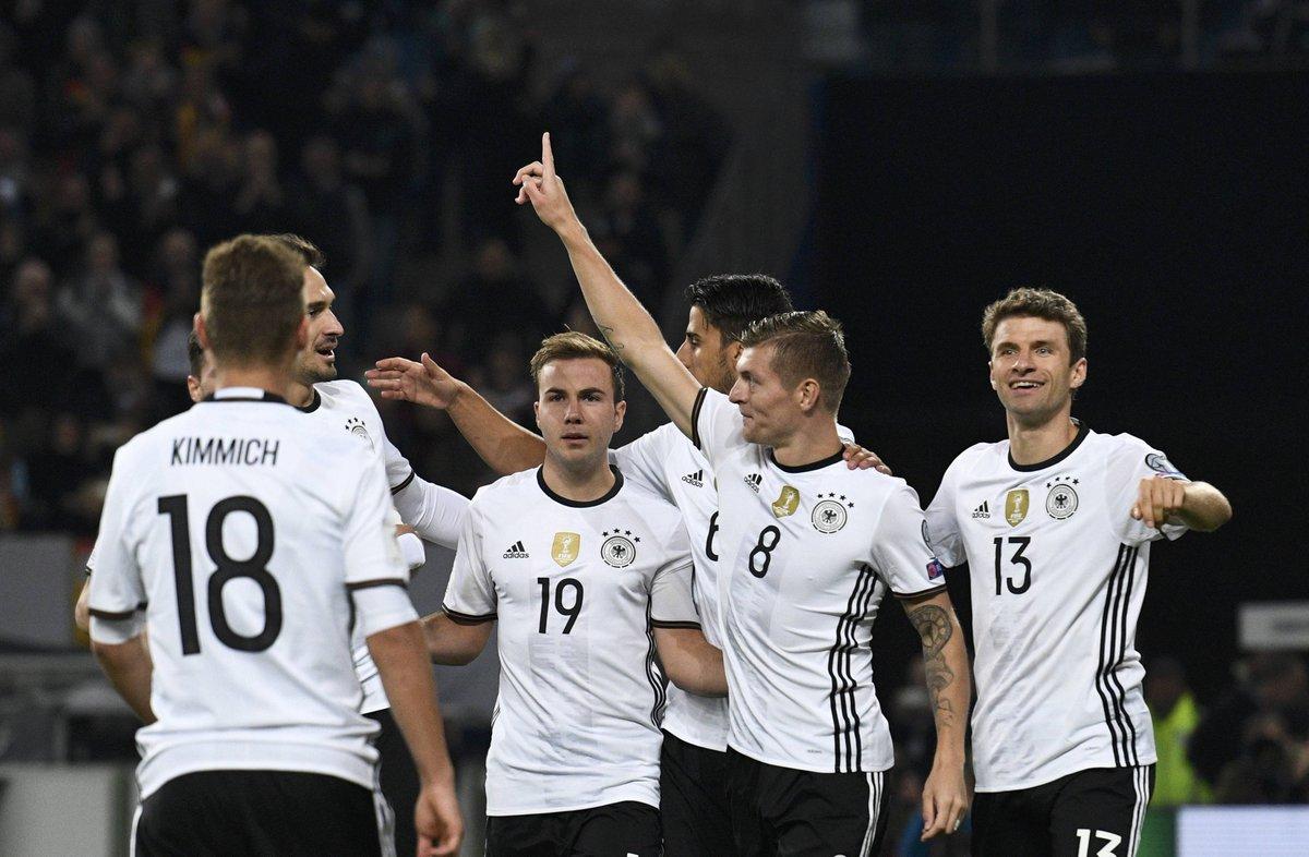 สาธารณรัฐเช็ก 1-2 เยอรมัน