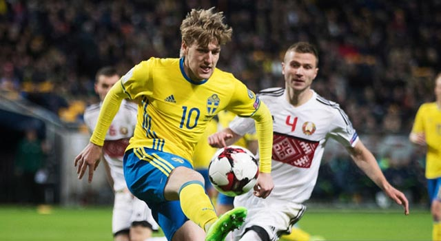 เบลารุส 0-4 สวีเดน