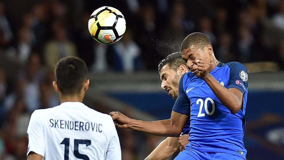 ฝรั่งเศส 0-0 ลักเซมเบิร์ก