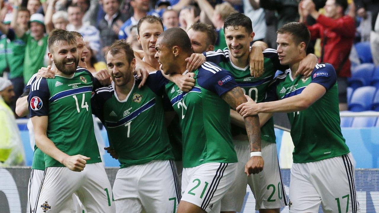 ไอร์แลนด์เหนือ 2-0 สาธารณรัฐเช็ก
