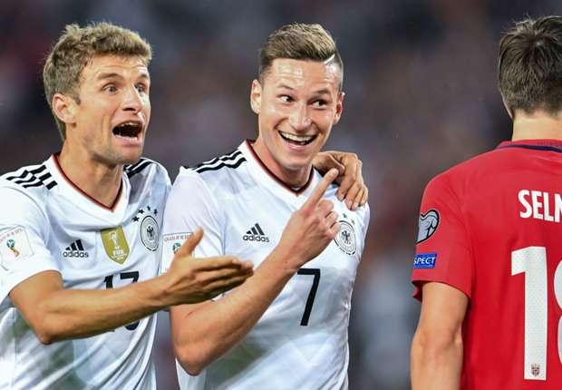 เยอรมัน 6-0 นอร์เวย์