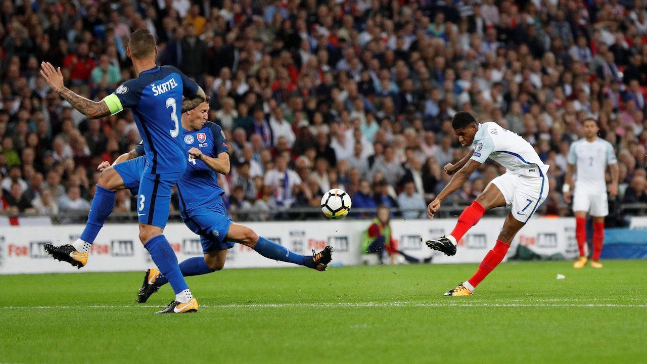 อังกฤษ 2-1 สโลวาเกีย