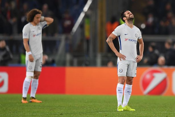 โรม่า 3-0 เชลซี